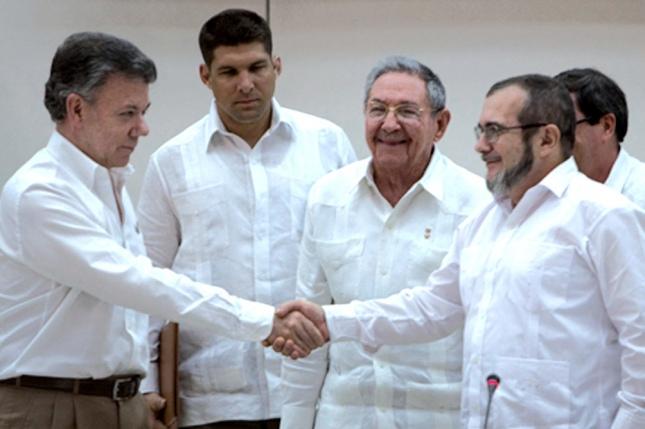 Santos anuncia que se reunirá con 'Timochenko' el viernes