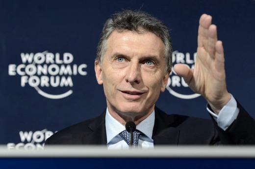 "Macri aseguró que en Davos ""Argentina fue recibida con un enorme entusiasmo"""