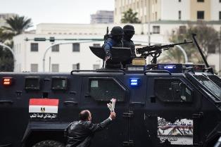Detuvieron a ocho miembros de la Hermandad Musulmana