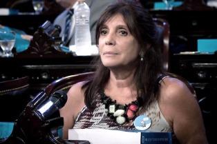 """Presidenta del bloque peronista pide a Vidal que informe """"gastos del presupuesto 2018"""""""