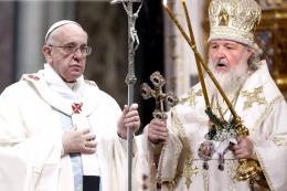 Hist�rico: el Papa se reunir� en Cuba con el patriarca de la Iglesia ortodoxa rusa