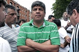 Pablo Moyano dijo que no le preocupa la causa judicial sino la paritaria