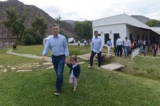 El Ministerio de Seguridad investiga una amenaza a Macri y a su hija