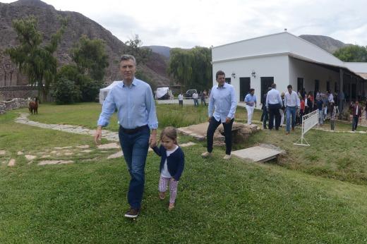"""Mauricio Macri, sobre las paritarias: """"Les pido a todos que haya prudencia"""""""