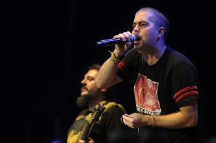 Un público fiel y emocionado disfrutó con intensidad del segundo show de Don Osvaldo en Córdoba