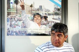 """Carzoglio se declaró """"imparcial cien por ciento"""" y cuestionó a periodistas"""