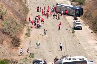 Toranzo, Mendoza y el preparador físico, hospitalizados tras el vuelco