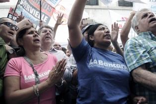 Bancarios: fracasó otro encuentro paritario y un plenario decidirá medidas el jueves