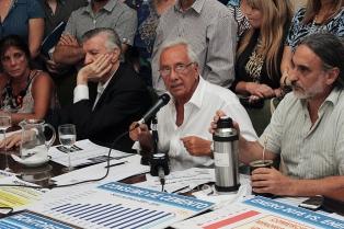 """Diputados del FPV repudian la medida y hablan de """"persecución"""""""