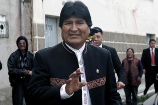 """Evo Morales se sometió a """"exitosa"""" cirugía de laringe en Cuba"""
