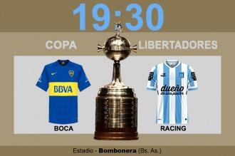 En el comienzo del ciclo de Guillermo, Boca recibe a Racing por la copa