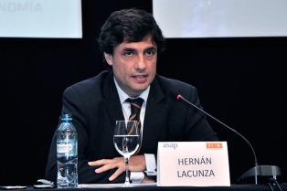 """Lacunza: """"Baradel manifiesta su oposición a un gobierno que no le gusta"""""""