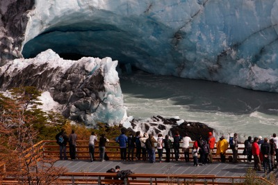 Mir en vivo la ruptura del glaciar perito moreno t lam for Las ultimas noticias del espectaculo argentino