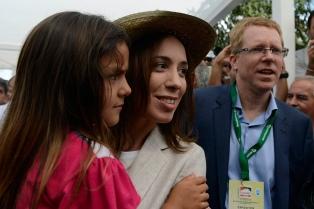 Vidal visitará la muestra y Sarquís se reúne con el Consejo Pampeano
