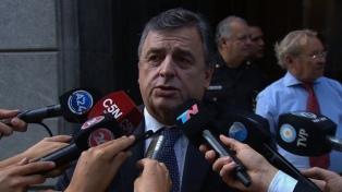 """Para Negri, Zaffaroni """"no muestra pudor en promover a los desestabilizadores"""""""