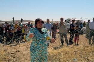 El primer pueblo de mujeres de Oriente Medio será inaugurado en el Kurdistán