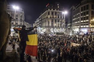 Graves disturbios en una marcha contra el pacto migratorio de la ONU