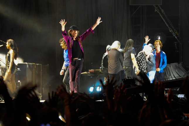 El nuevo disco de Los Rolling Stones