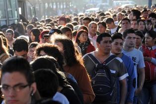 Más de un millón de usuarios del subte buscaron alternativas para la vuelta a casa