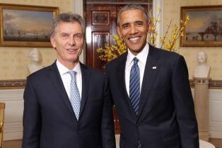 Macri y Obama jugarán un partido de golf en una cancha de Bella Vista