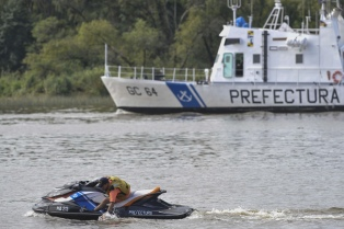 Storani reclama más control de la navegación en Tigre