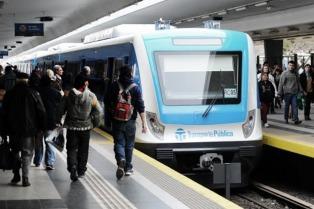 El tren Sarmiento normaliza el servicio tras dos horas con demoras