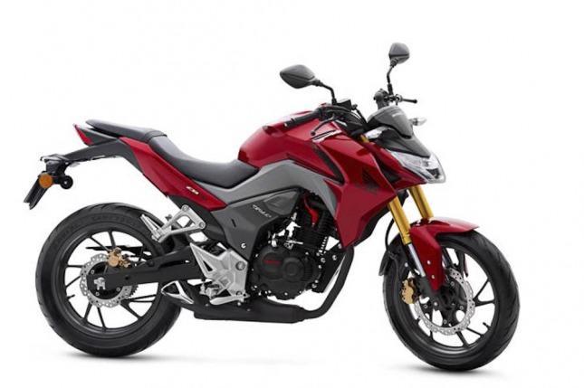 Motos Deportivas Honda 2016