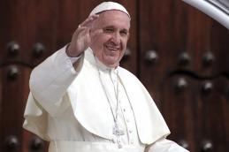 El papa Francisco recibió el saludo de Macri por el Día del Pontífice