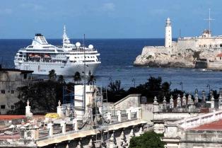 Prohíben los viajes en crucero a Cuba