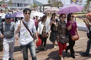 El Calafate busca consolidar el crecimiento del arribo de turistas chinos