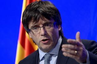 Por el referendo, Puigdemont le pidió a Bruselas ser parte de la solución