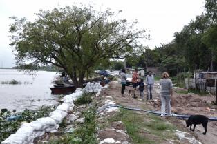 Quedó desierto el concurso de precios para el dragado del río Uruguay