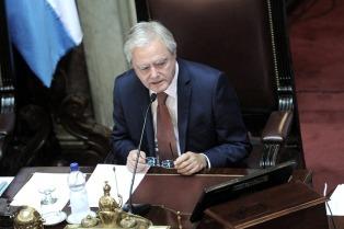 El Senado ratificó a Pinedo y elegió a otras autoridades