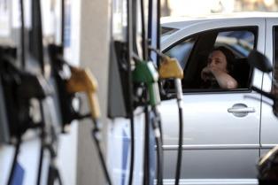 La nafta aumenta el 7,2% y el gasoil, el 6%