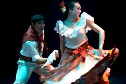 El Ballet Folcl�rico Nacional presenta