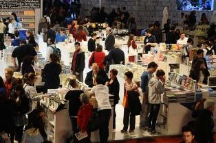 Se presentaron las visitas y el programa de la Feria del Libro de Buenos Aires 2018