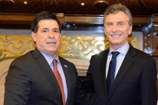 Horacio Cartes viajará a la Argentina para reunirse con Netanyahu y Macri