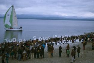 Arrojan 75 millones de litros de residuos cloacales en el lago Nahuel Huapi