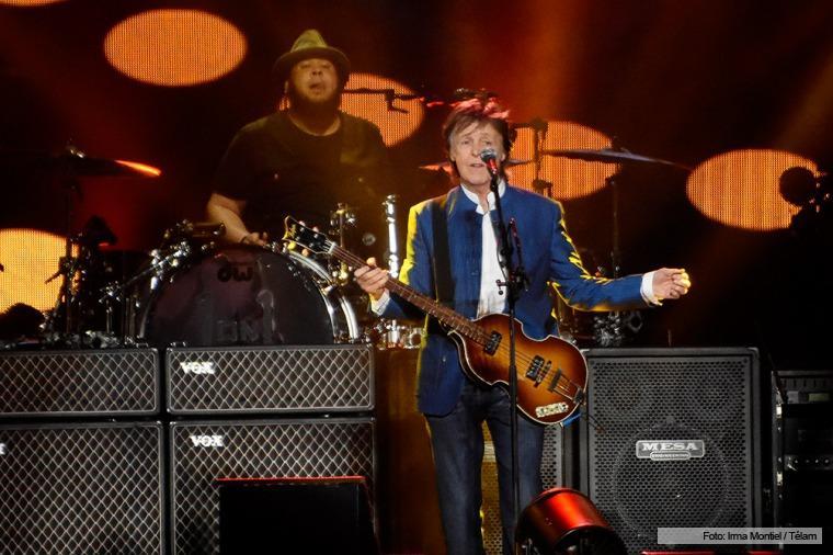 Histórico show en Córdoba: Paul McCartney conmovió a una multitud de fans