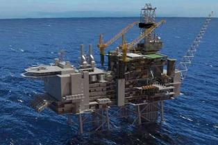 Esperan hallazgos de petróleo y gas en la plataforma continental