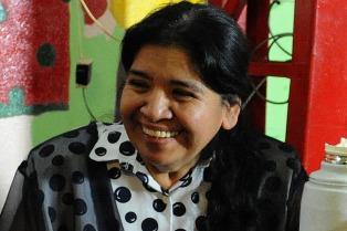 """Margarita Barrientos: """"En 2019, quiero trabajar por la necesidad en Santiago del Estero"""""""