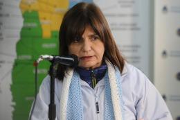 Bullrich destac� el secuestro de droga en Corrientes,