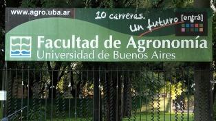 Agronomía de la UBA se opone al estadio cubierto y la reapertura de una calle en su predio