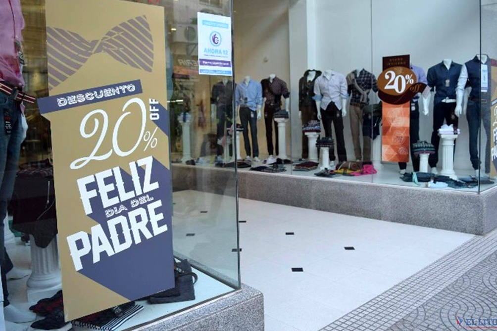 Cuotas sin interés, promociones y descuentos animan las ventas del Día del  Padre - Télam - Agencia Nacional de Noticias