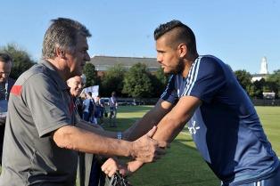 El apoyo de futbolistas y estrellas de la Selección a Romero