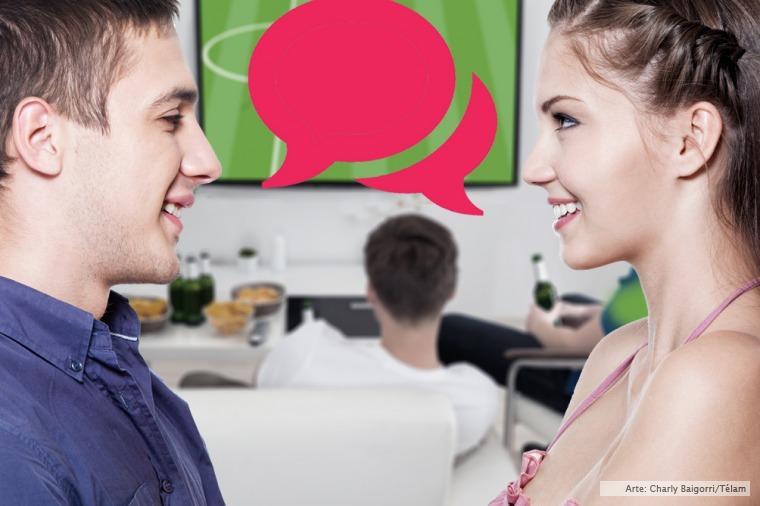 La infidelidad aumenta durante los partidos de fútbol