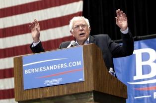 Sanders gana la primaria demócrata en New Hampshire, según resultados parciales