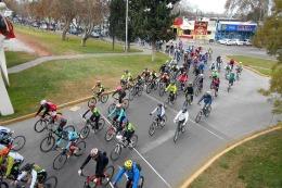 Mendoza: cientos de ciclistas marcharon para pedir seguridad y concientizaci�n
