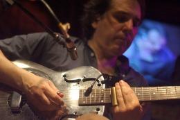 Jorge Senno cuenta la historia del blues en �La noche que qued� grabada�