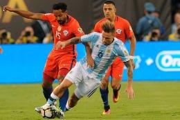 Argentina, con las mismas finales ganadas que perdidas
